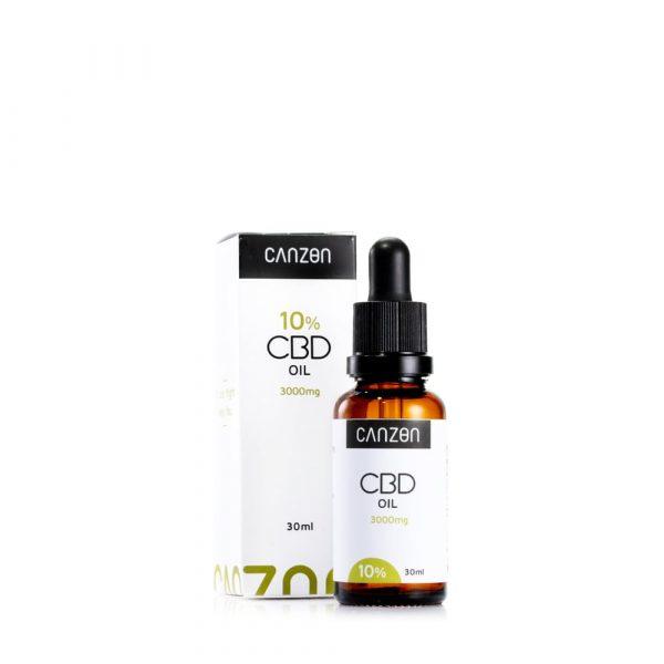 Olio di CBD al 10% 30ml