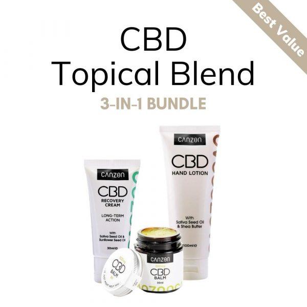 CBD Topical Blend