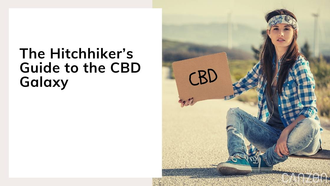 The Hitchhiker's Guide to the CBD Galaxy