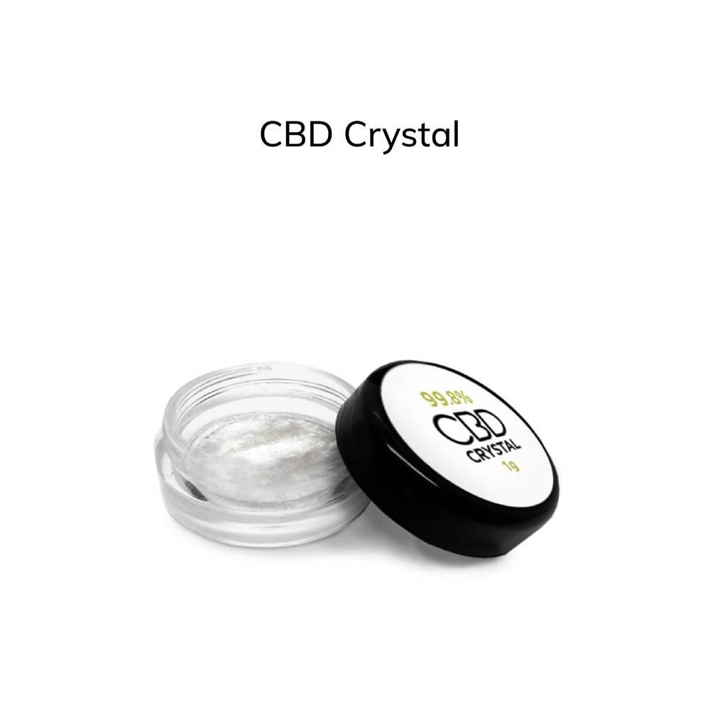 CBD Crystal