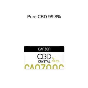 Pure CBD 99.9%