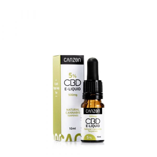 Natural Cannabis CBD E-Liquid