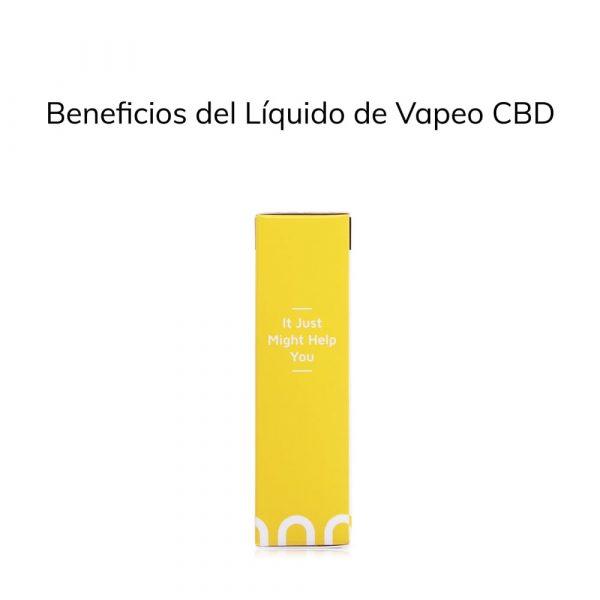 Beneficios del Liquido de Vape CBD