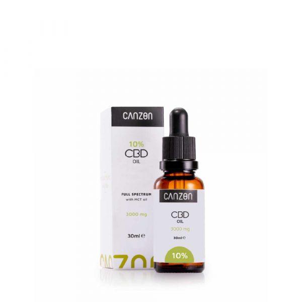 CBD Öl 10% 30ml (+MCT-Öl)