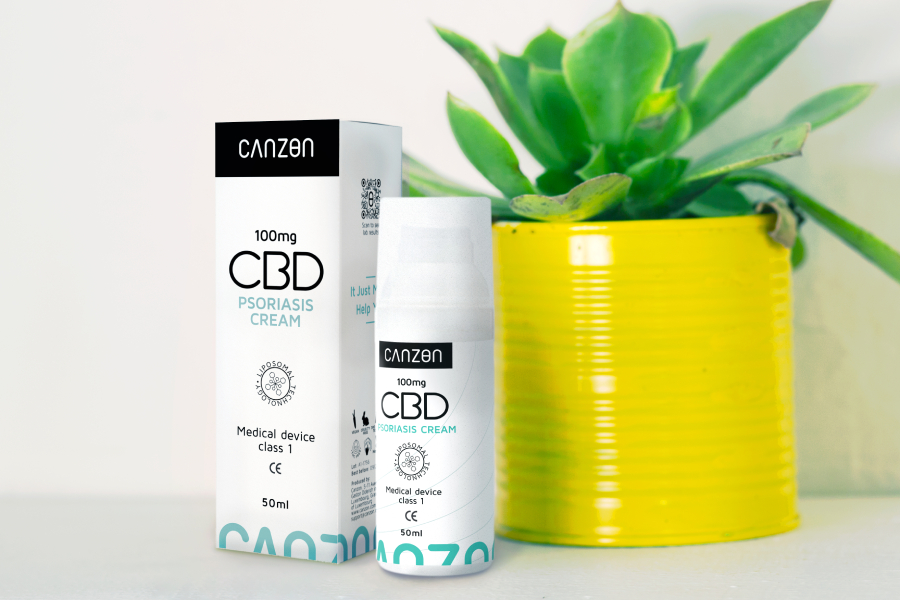 CBD Hand Cream 100mg