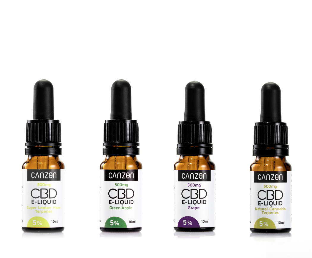 CBD E-Liquids