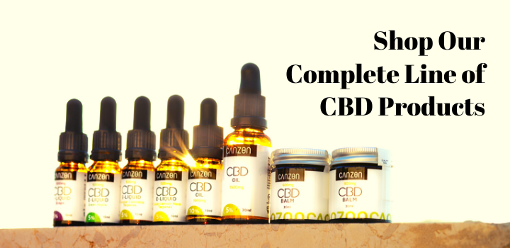 Shop Our Complete Line of CBD Products