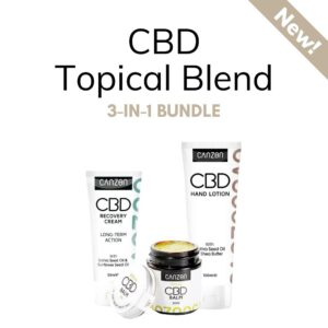 Assortiment de CBD topique (lot)