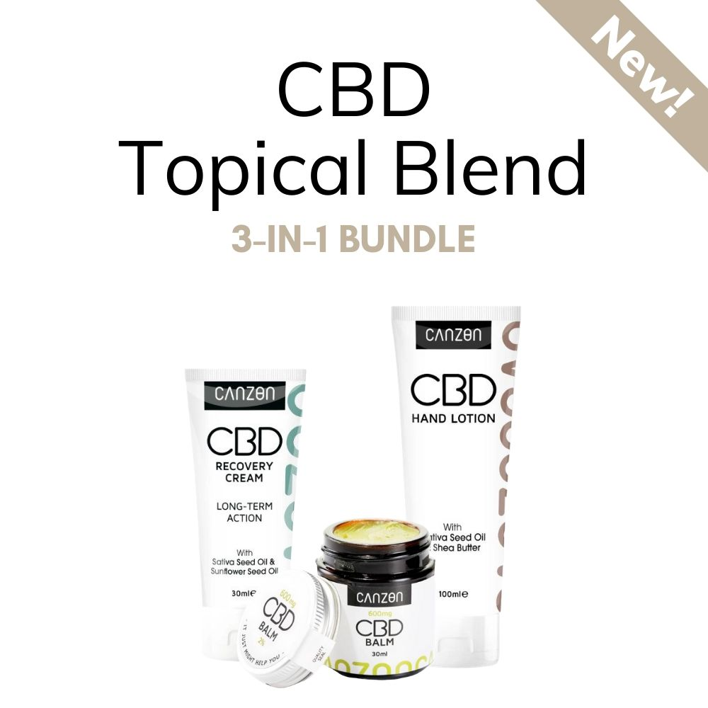CBD Topical Blend
