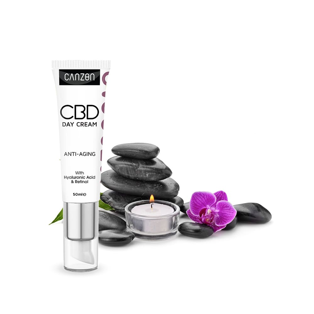 CBD Anti-Aging Day Cream
