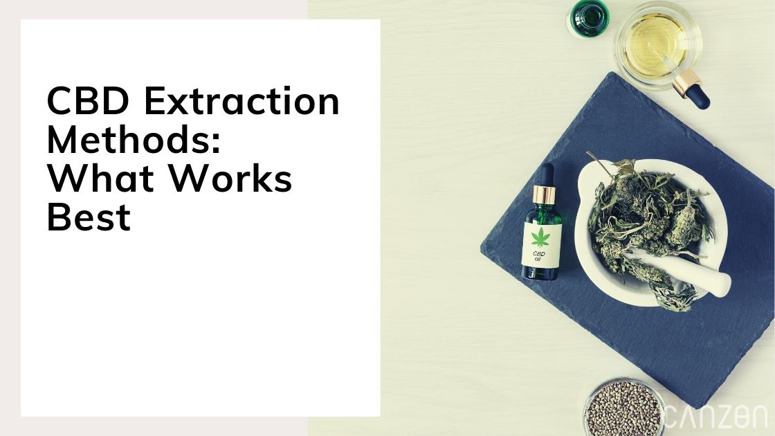 CBD Extraction Methods: What Works Best