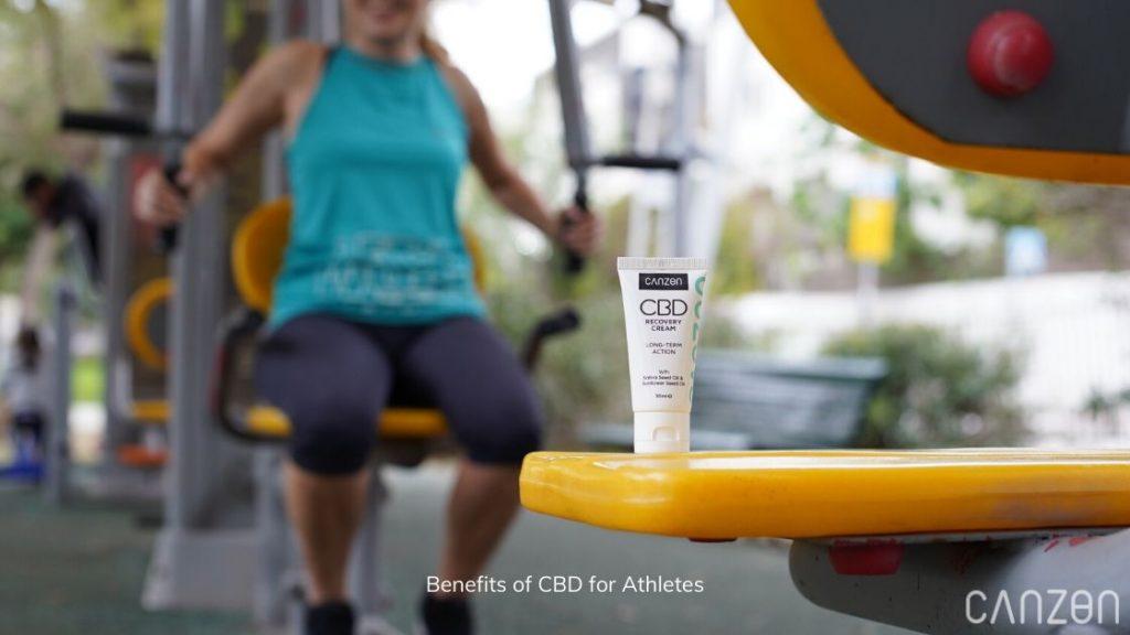Benefits of CBD for Athletes