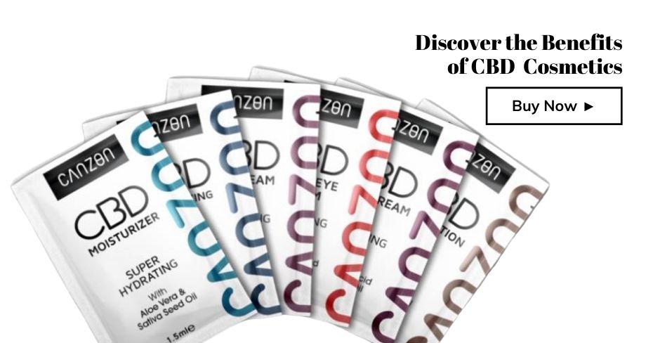 CBD Cosmetic Samples Pack