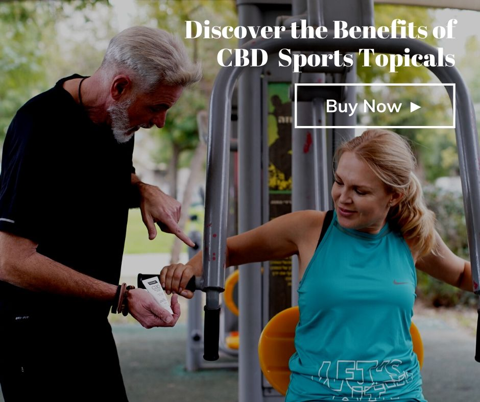 CBD Topicals for Recovery