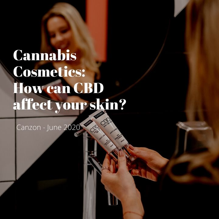 Cannabis Cosmetics: How can CBD affect your skin?