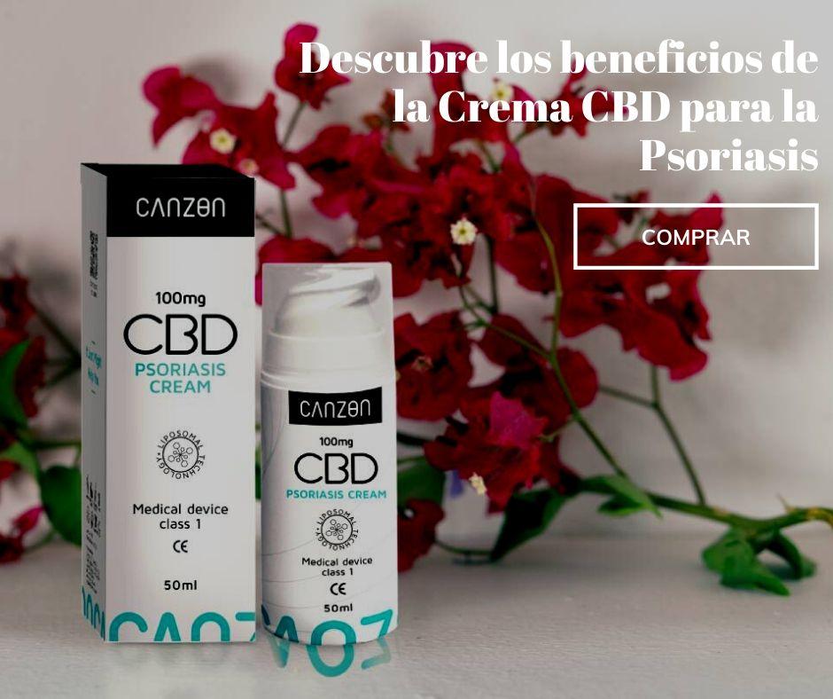 Descubre los beneficios de la Crema CBD para la Psoriasis