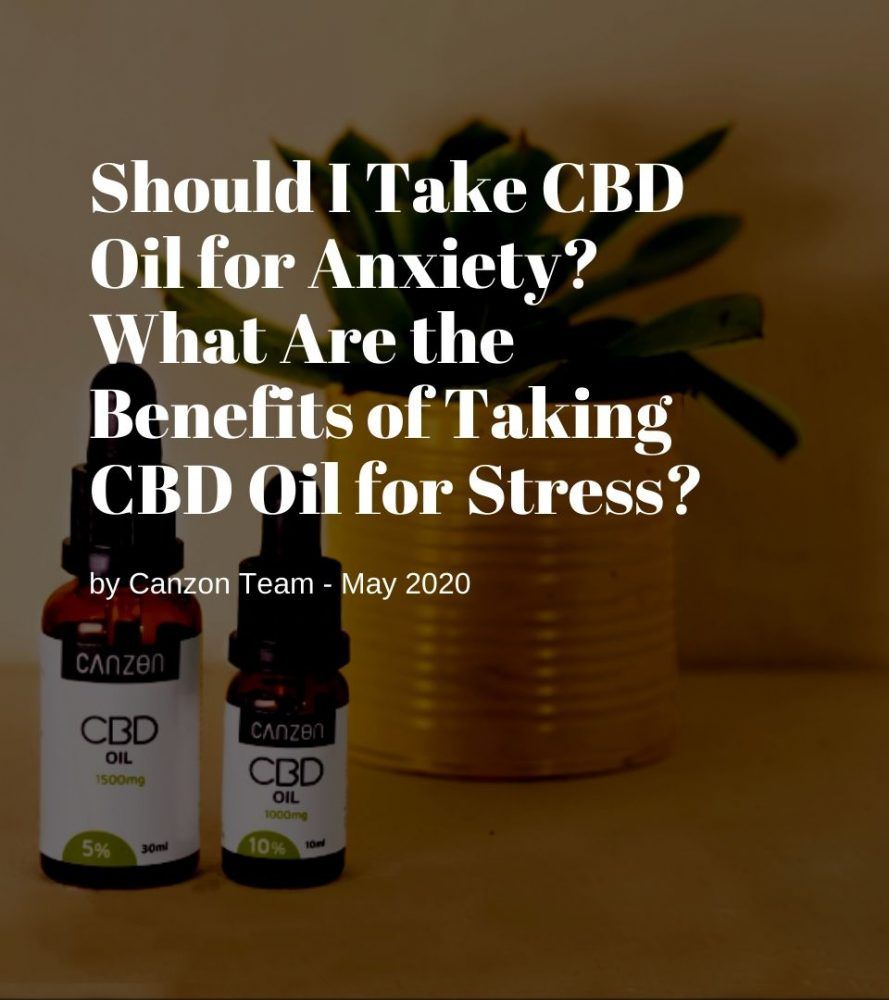 Discover the Benefits of CBD Oil