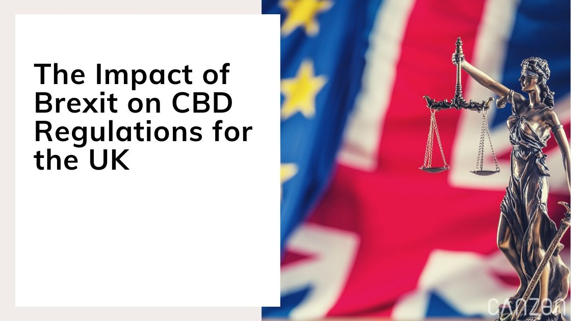 The Impact of Brexit on CBD Regulations for the UK