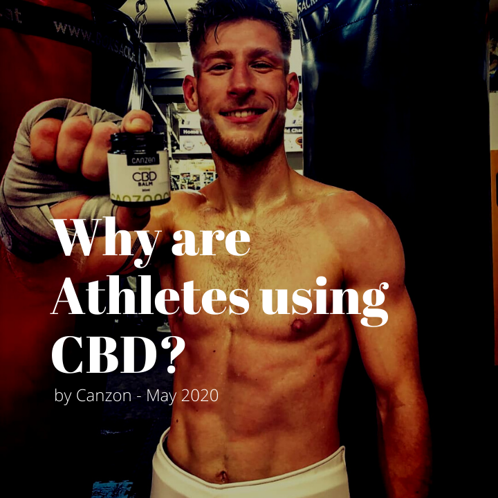 Why are Athletes using CBD?