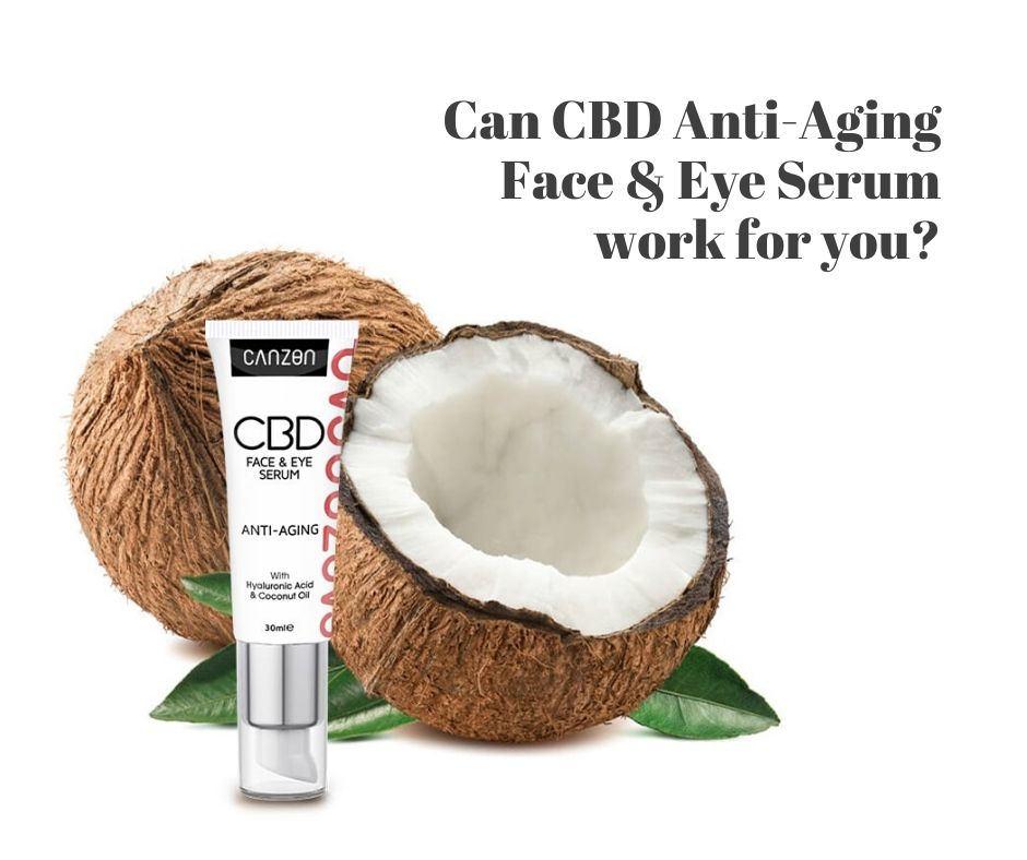 Can CBD Anti-Aging Serum work for you?