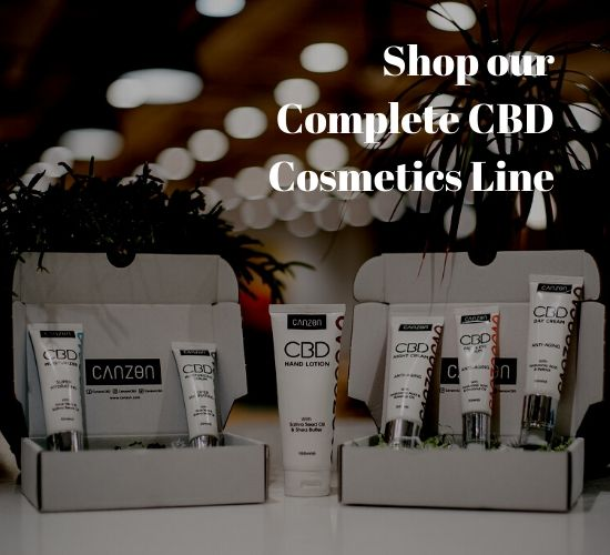 Shop CBD Cosmetics