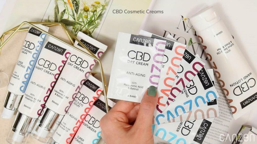 cbd cosmetic creams