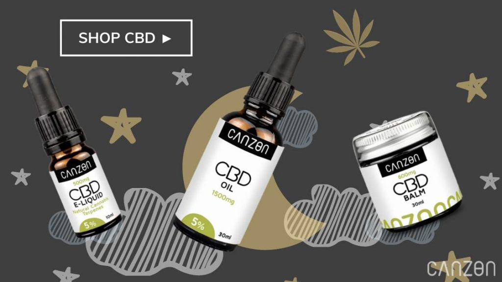 Shop CBD for Sleep