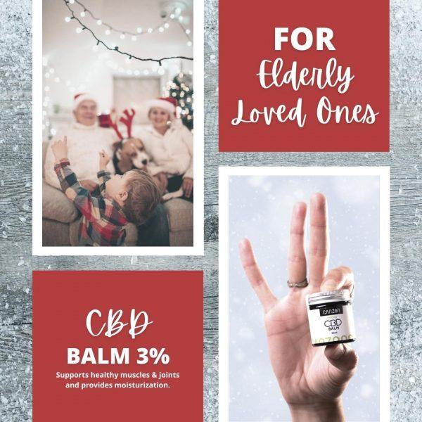 CBD Gift for Elderly Loved Ones
