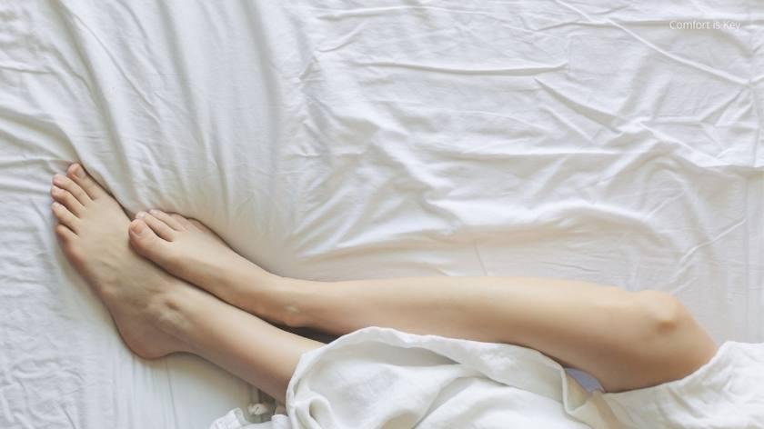 CBD and Sleep: Comfort is Key