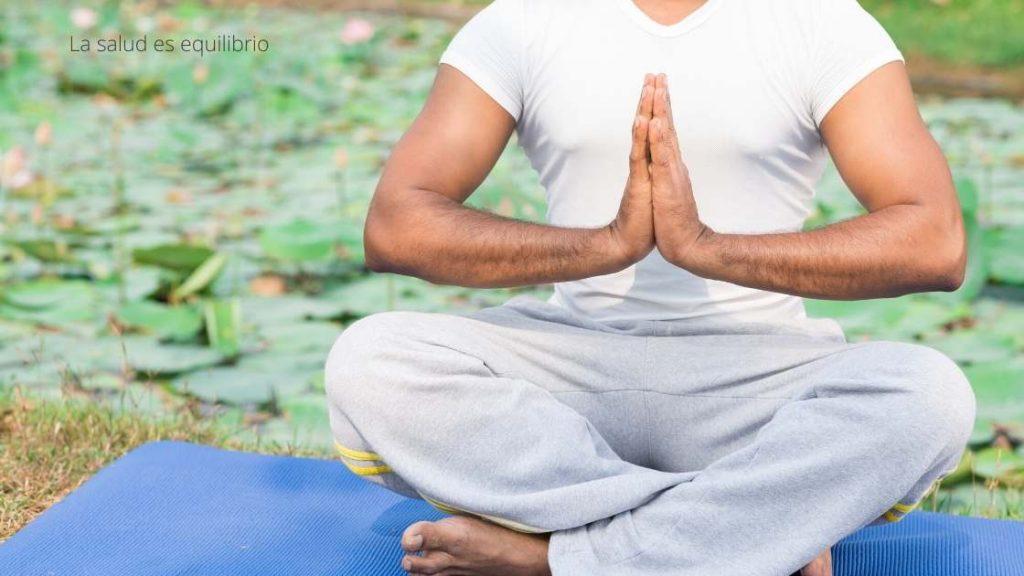 La salud es equilibrio