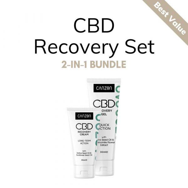 CBD Recovery Set